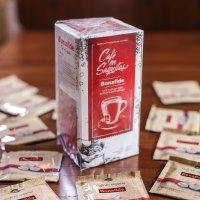 CAFÉ EN SAQUITOS marca Bonafide